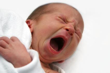 Baby Schreit Abends Stundenlang