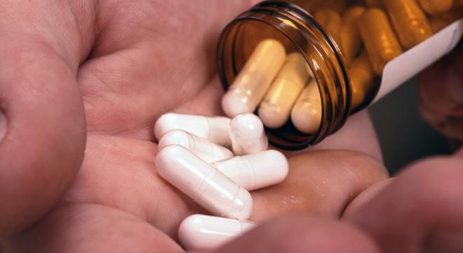 Pilzinfektionen: Behandlung mit Antimyotika