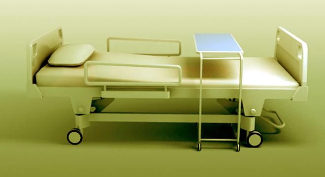 Pocken: Um eine Ausbreitung zu verhindern, werden Patienten werden isoliert behandelt