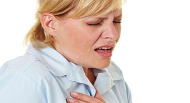 Gewichtsverlust und Brustschmerzen