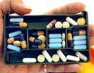 Medikamente (Arzneimittel) Wirkstoffe