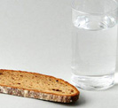 Brot Wasser